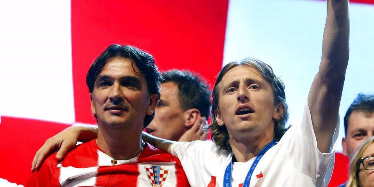 Zlatko Dalic continuará como técnico de Croacia