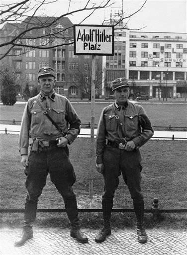 SA soldados