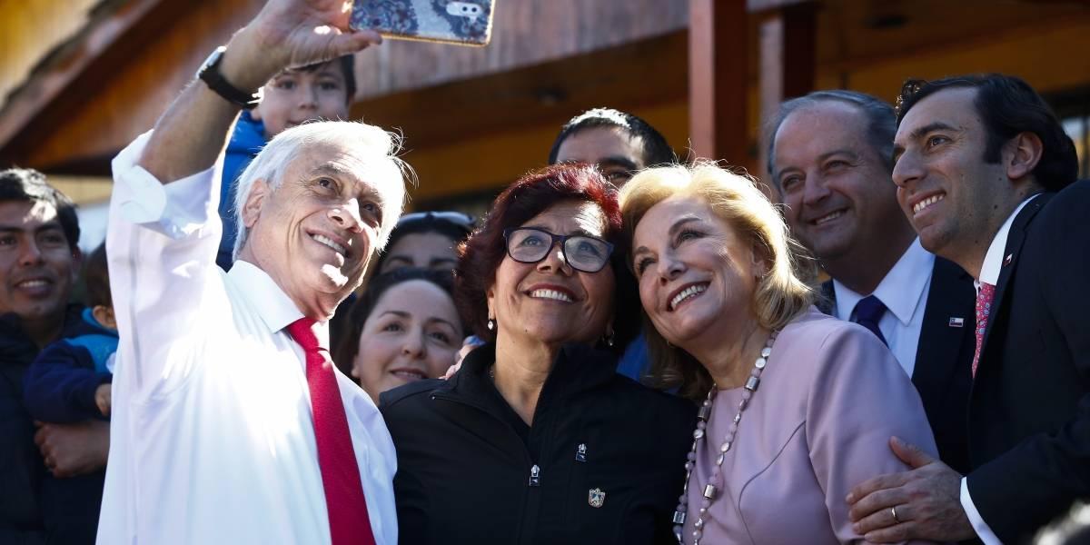 Presidente Piñera lanzó proyecto para implementar el teletrabajo desde los hogares