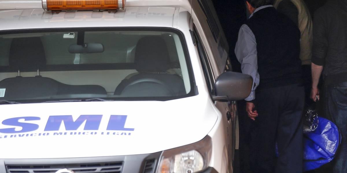 Personal policial investiga la desgracia: tren Rancagua - Santiago arrolló a dos adolescentes en cruce ferroviario