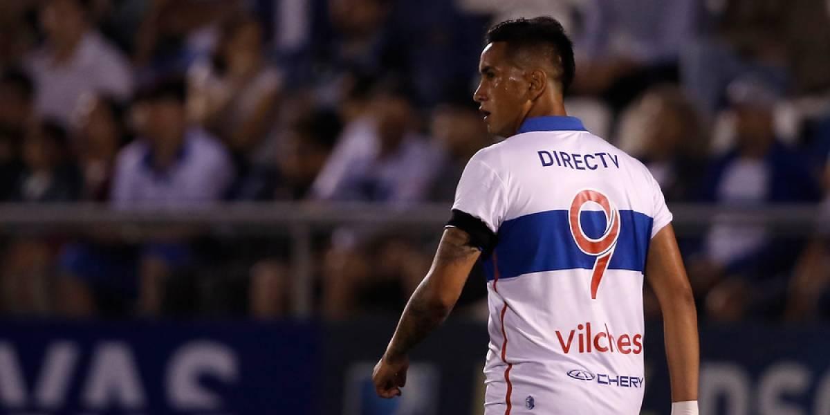 """Andrés Vilches no tiene certezas de su futuro: """"Estoy muy complicado, cuando uno juega es todo distinto"""""""