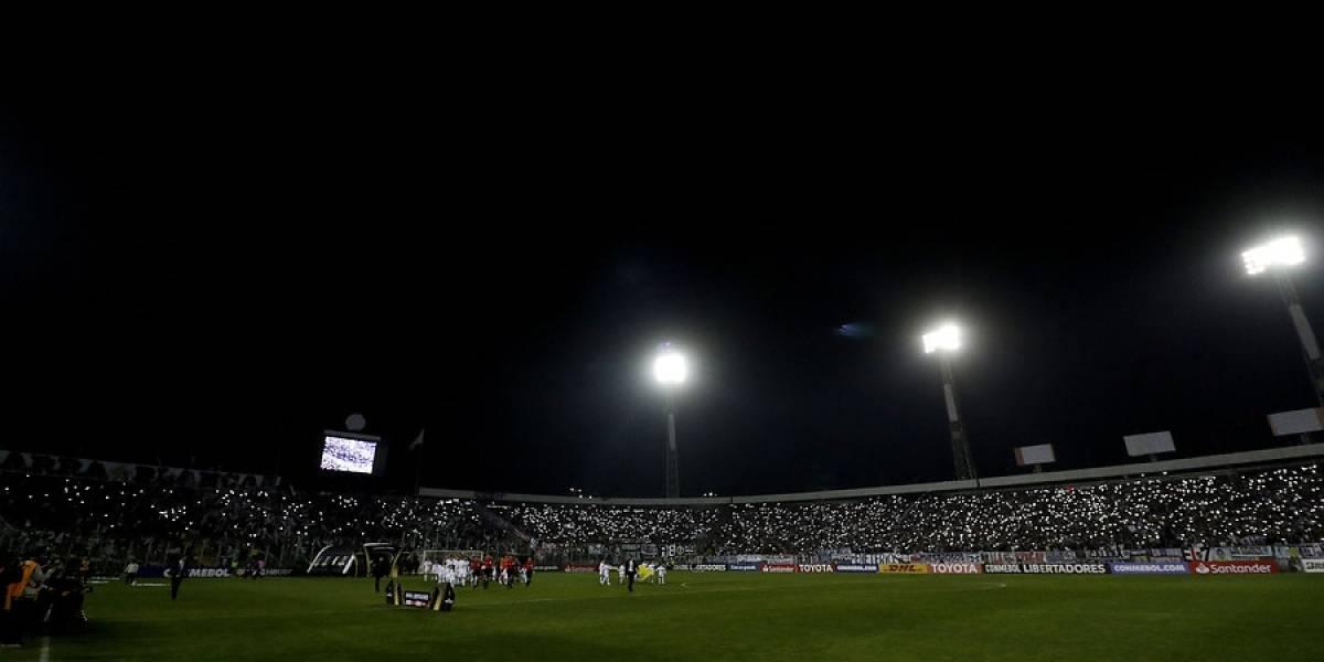 El Monumental quedó chico: Las falencias que mostró el estadio de Colo Colo en el duelo ante Corinthians