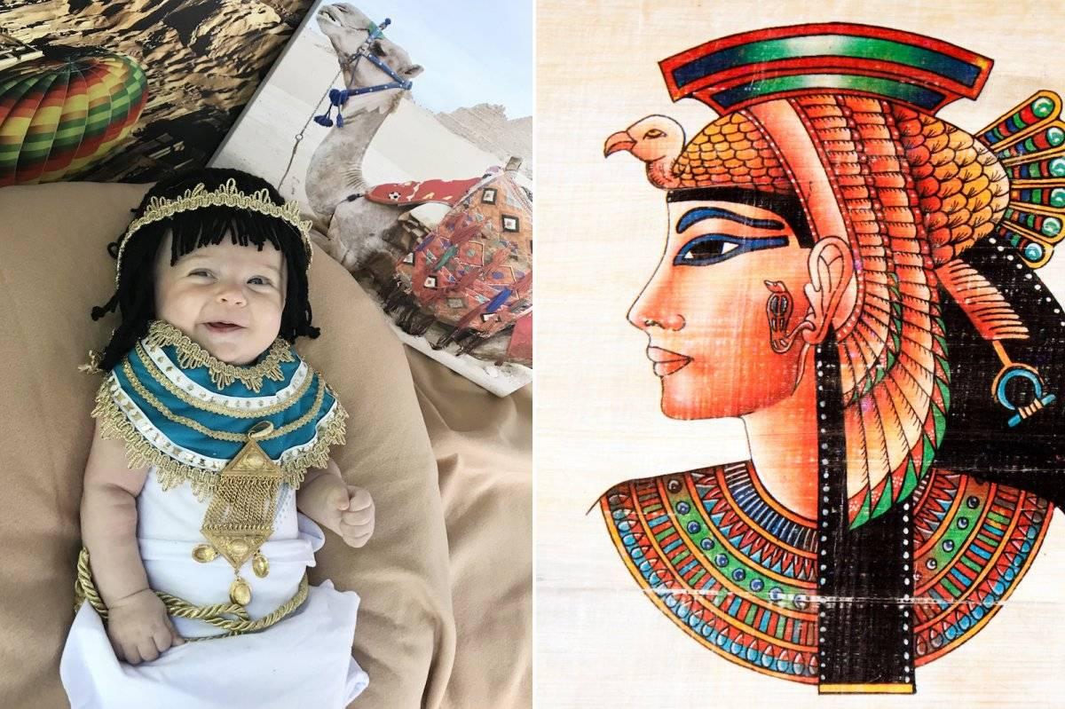 Bebé Cleopatra