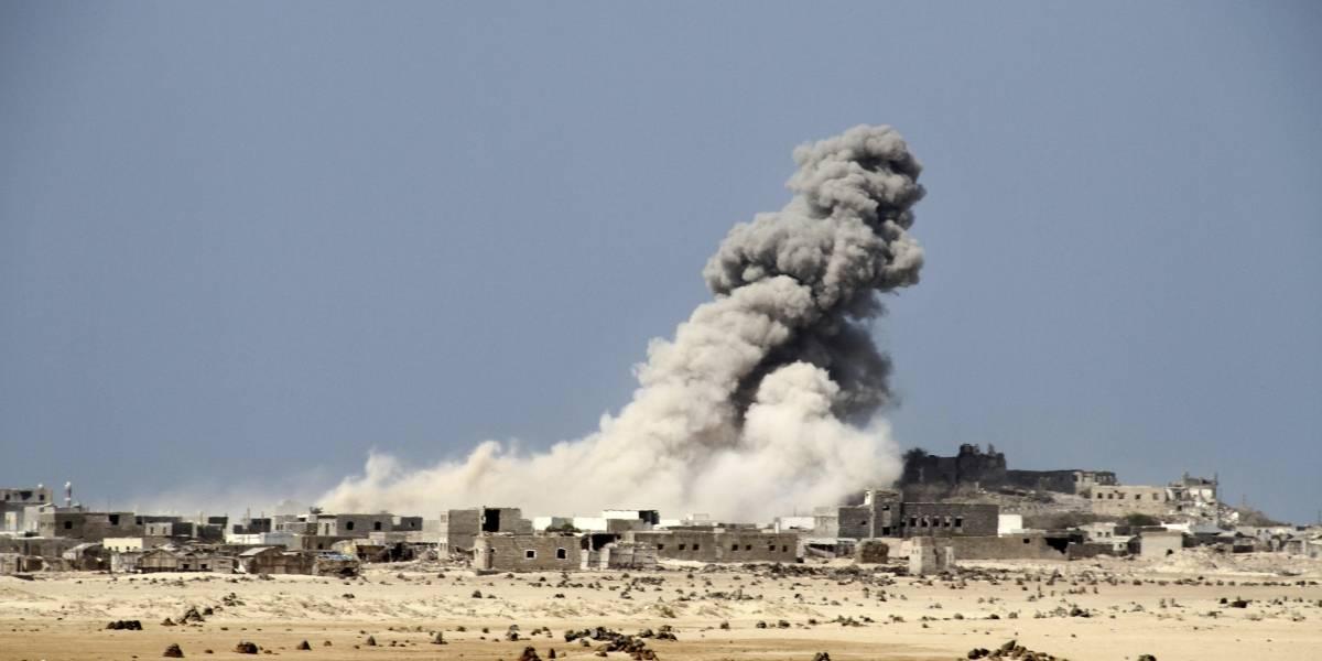Mueren 50 personas en Yemen por bombardeo, la mayoría niños: Cruz Roja
