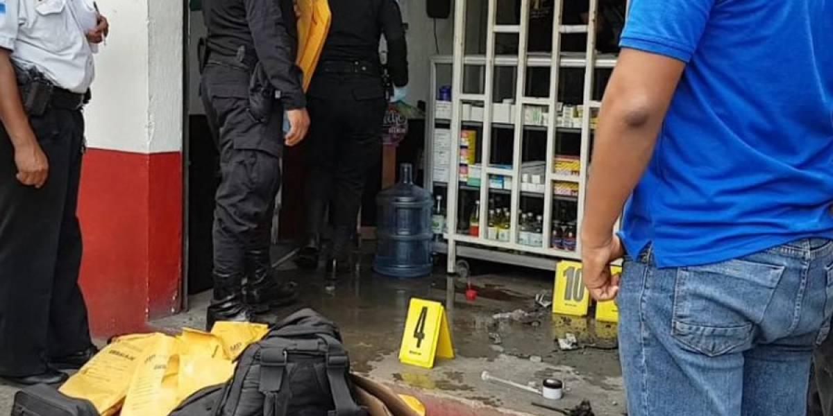 Roban casi medio millón de quetzales de cajero automático en Suchitepéquez