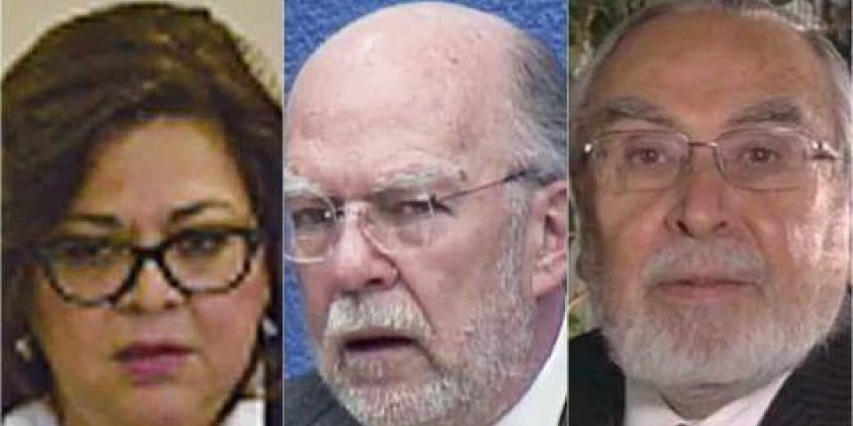 Los 3 candidatos de AMLO que se perfilan para la Fiscalía General