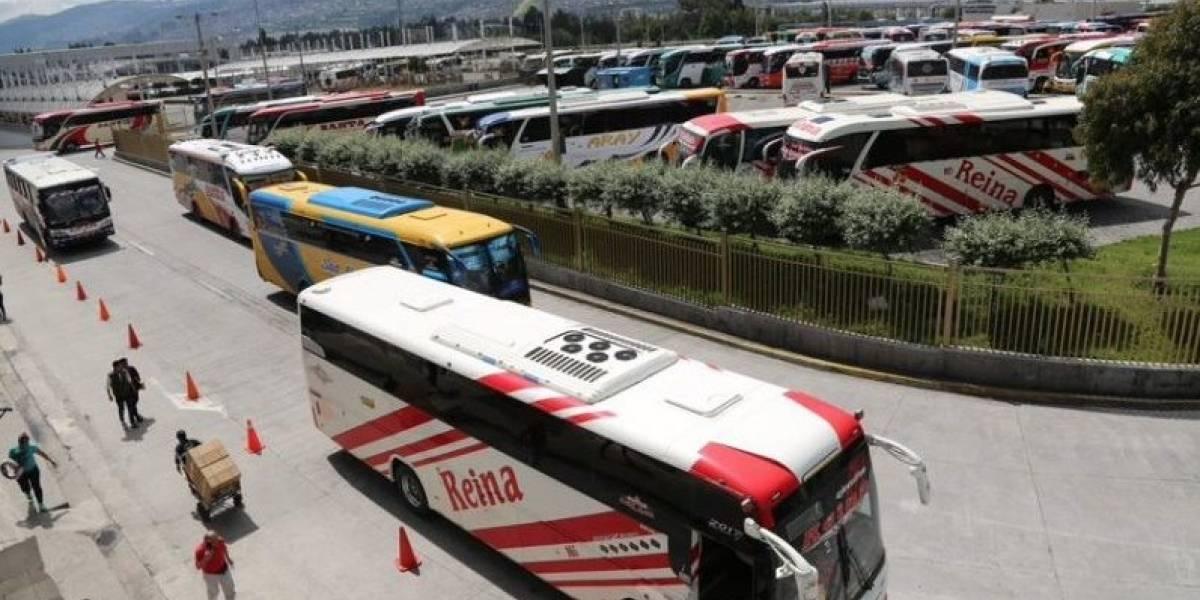Terminales de Quitumbe y Carcelén tendrán buses extra por feriado