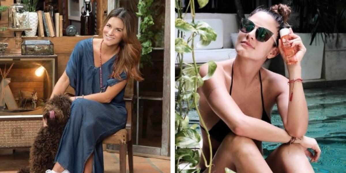 Natalia Jerez se destapa para mostrar los beneficios de la lactancia