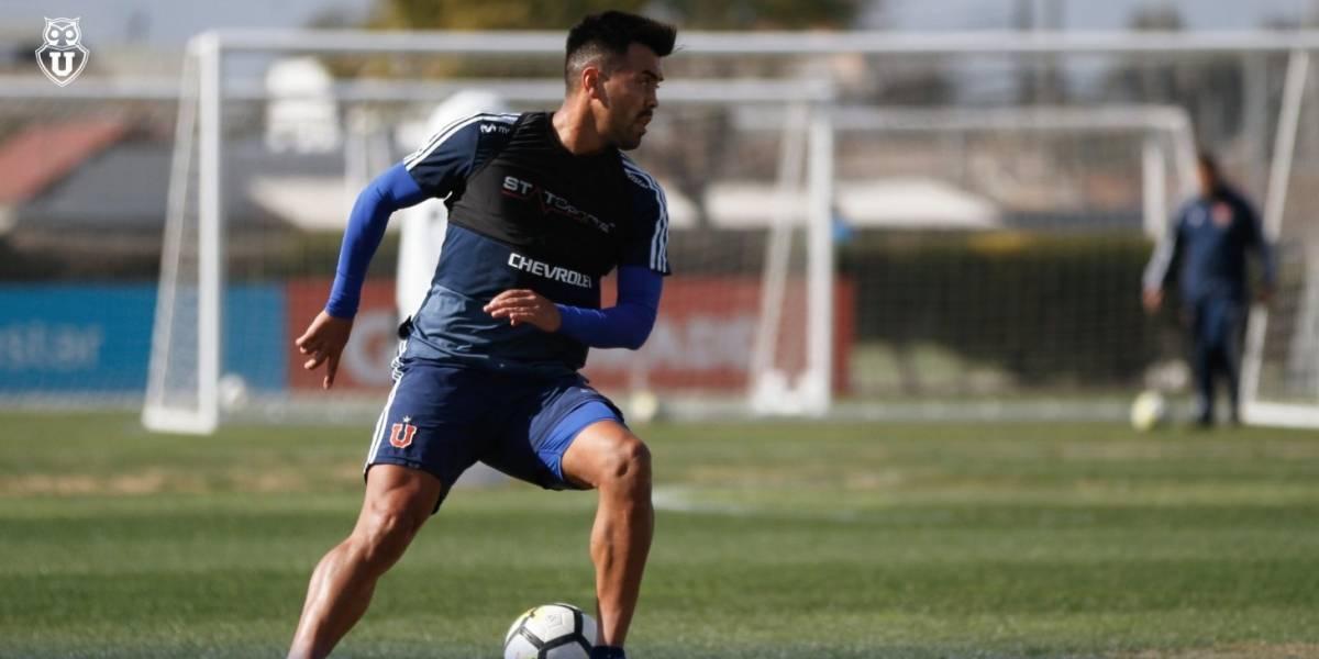 Gonzalo Espinoza gana bonos para ser titular y buscar el repunte de la U ante Unión Española