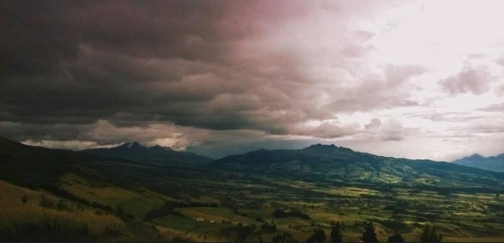 #Muertepungo Hermoso el paisaje