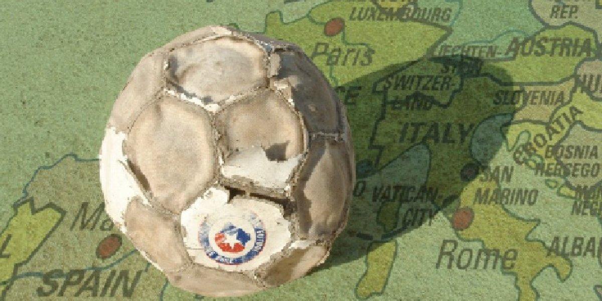 Radiografía a las cinco grandes ligas de Europa: Chile se pone añejo en el Viejo Continente