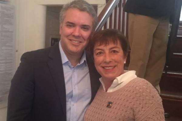 Claudia Ortíz ya no será la directora de la UNP