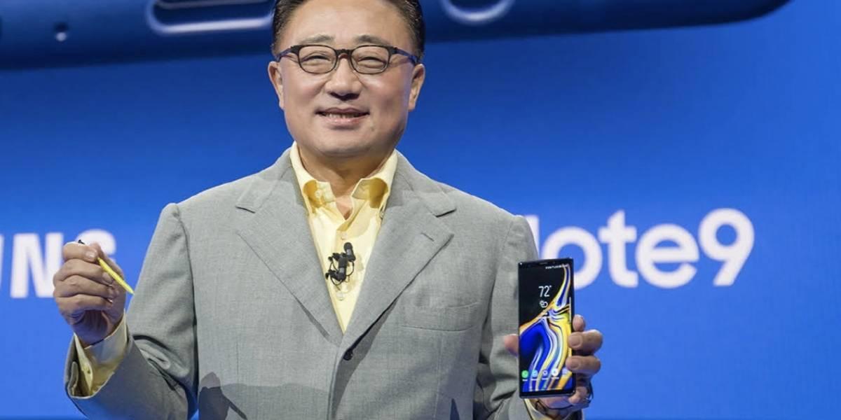 Una radriografía al nuevo Galaxy Note 9