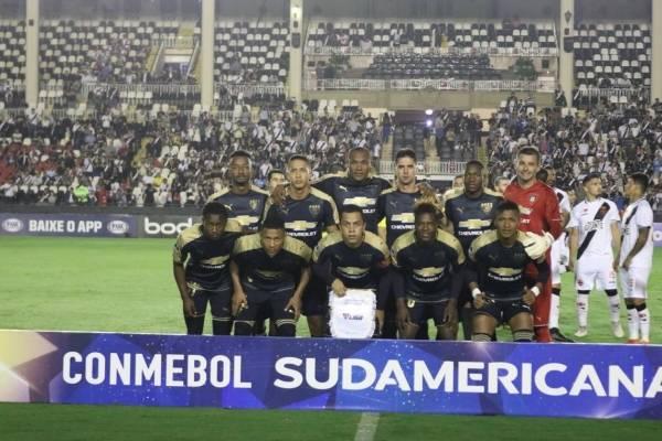 Liga de Quito se clasificó a octavos de final de la Copa Sudamericana