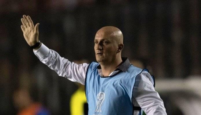 Pablo Repetto, DT de Liga de Quito Getty Images