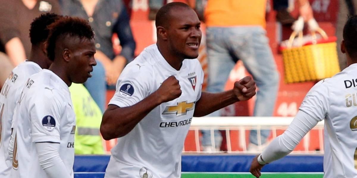 Copa Sudamericana: El mensaje de Anangonó, tras clasificación de Liga de Quito a octavos