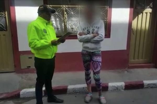 Policía de Bogotá capturó 13 mujeres y un hombre, dedicados a extorsionar mediante llamadas telefónicas
