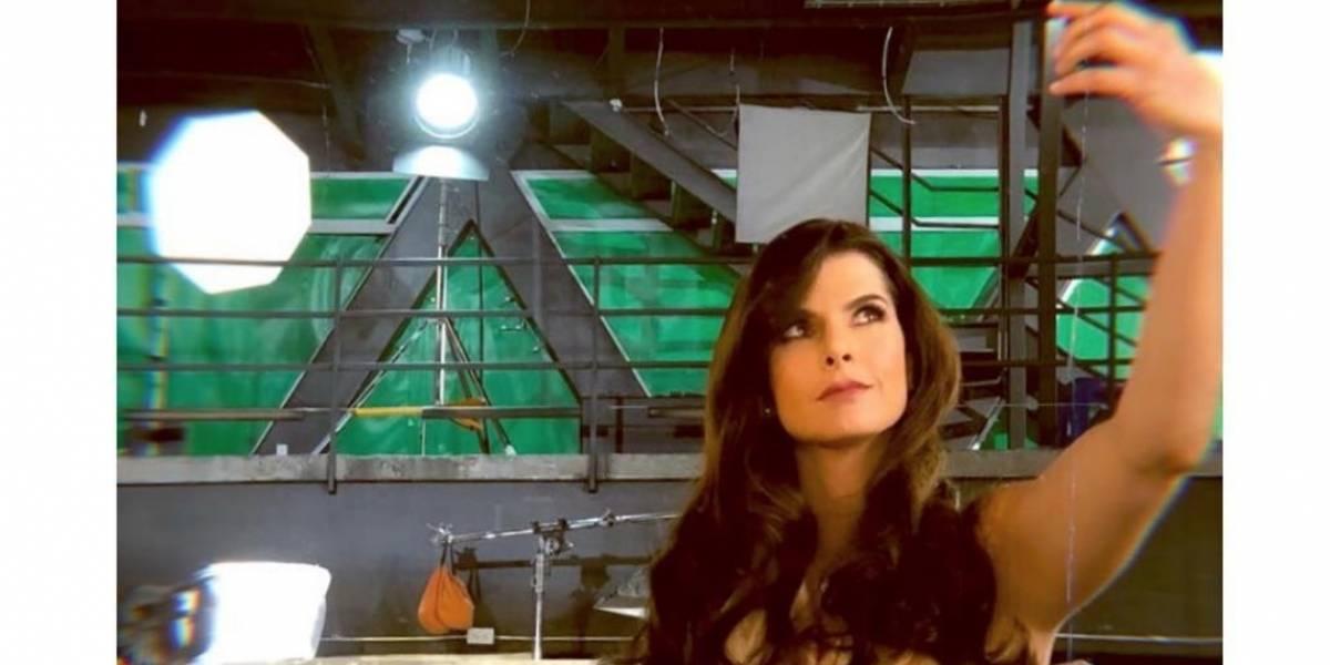 Carolina Cruz responde a críticas por su debut en 'Día a Día'