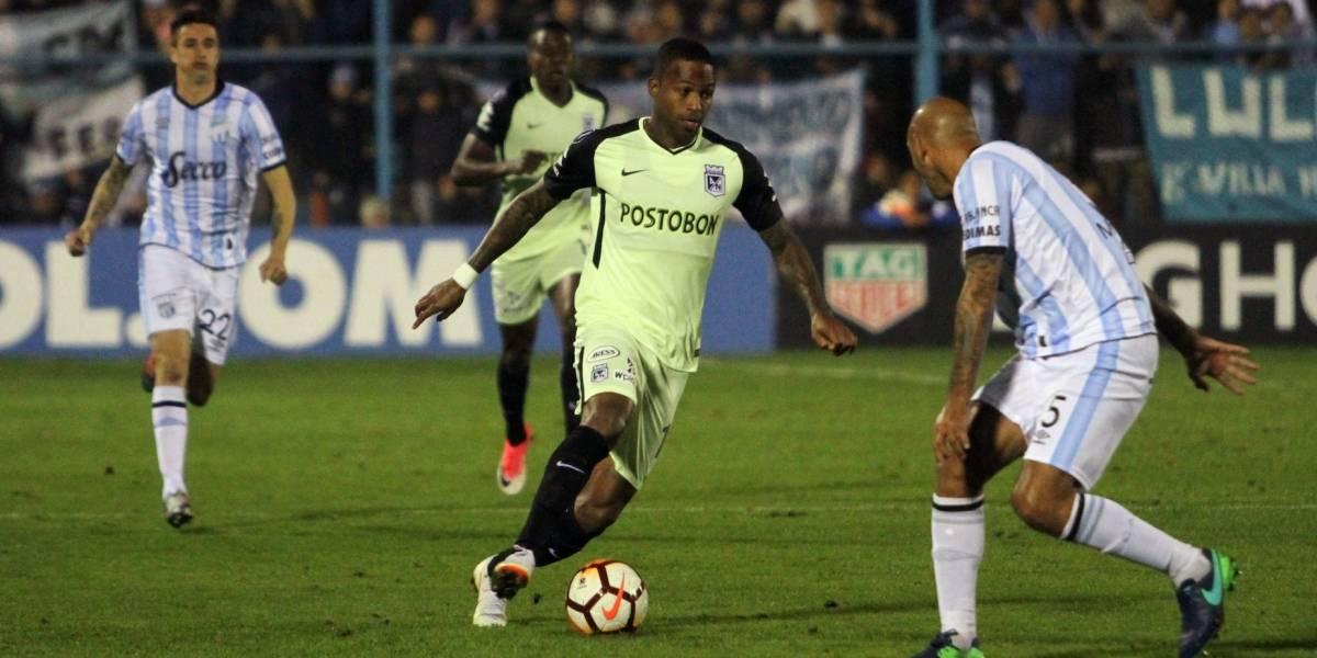 ¡Crisis verdolaga! Nacional perdió contra Atlético Tucumán en Copa Libertadores