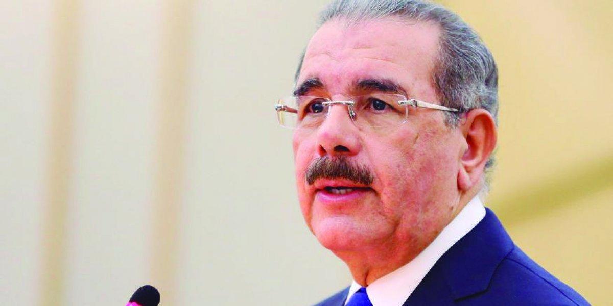 """""""El presidente Medina está en trabajo, no en reelección"""""""