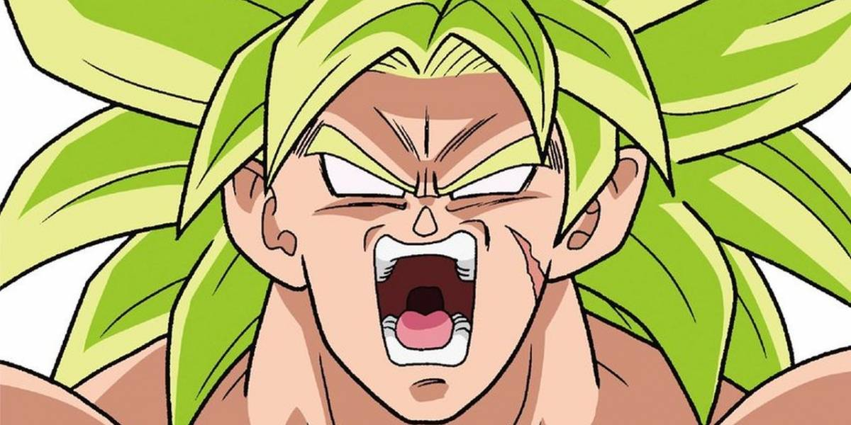 Vean los pósters oficiales de la película Dragon Ball Super: Broly
