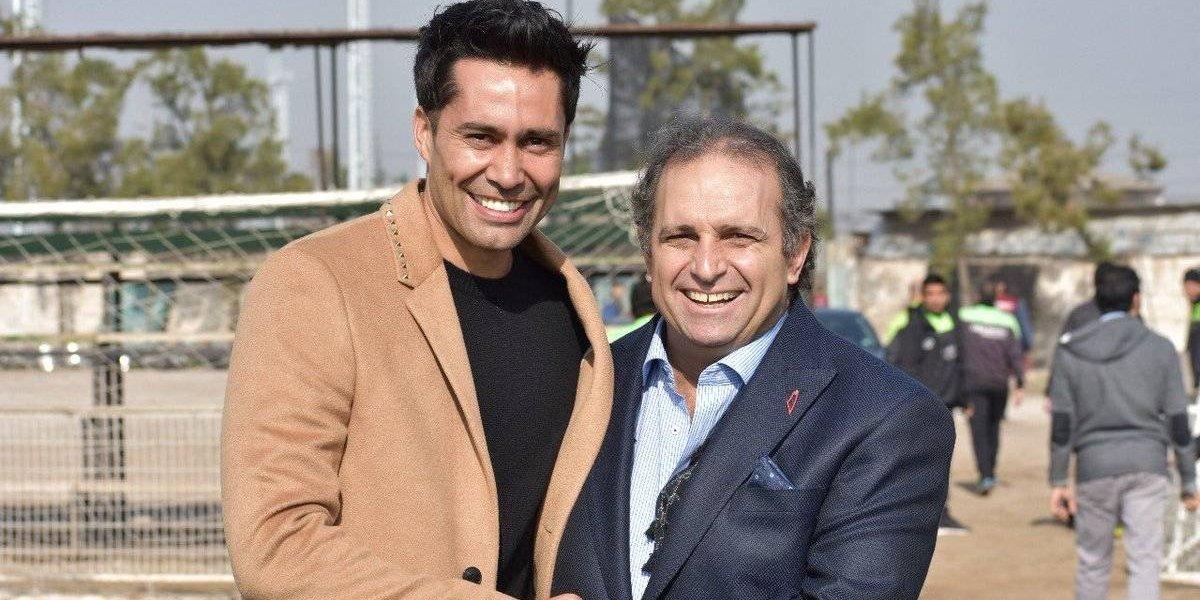 Luis Jiménez no se cansa del fútbol árabe: ahora jugará en Chile por Palestino