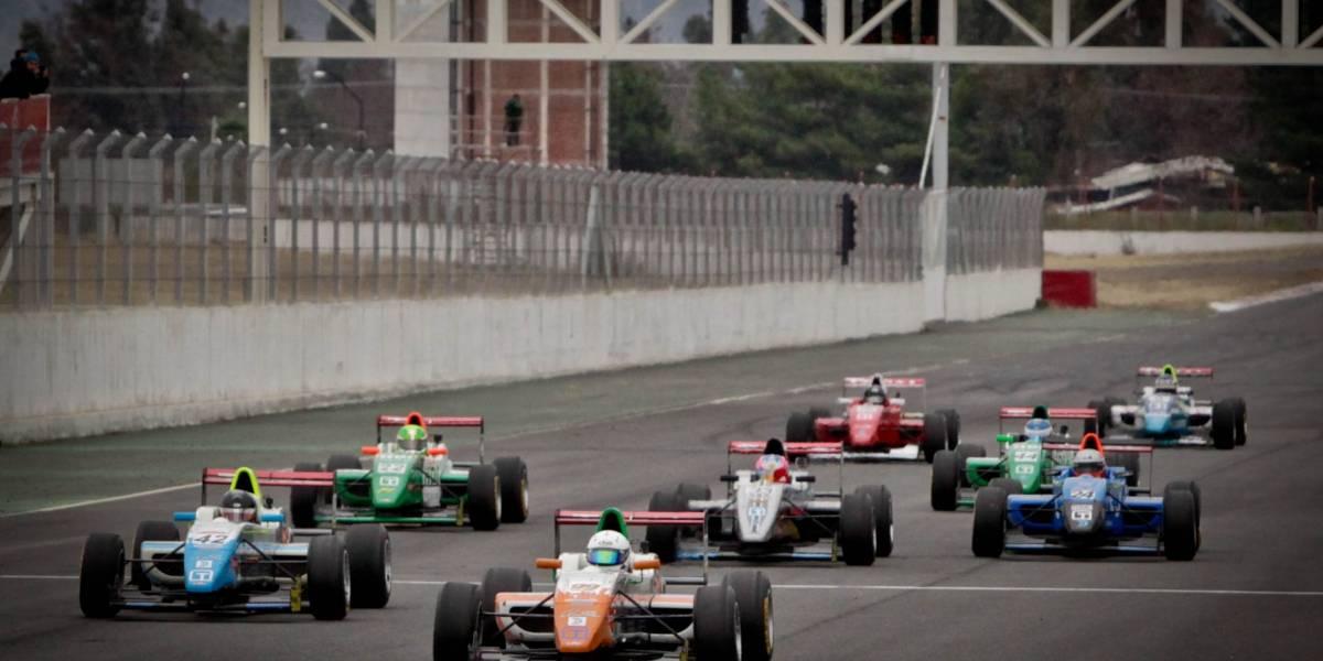 El automovilismo de pista vuelve a la acción en Codegua
