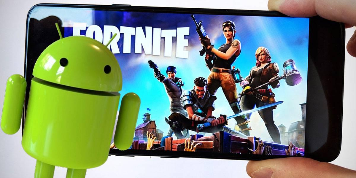 Se filtra Fortnite para Android y hay video de cómo corre