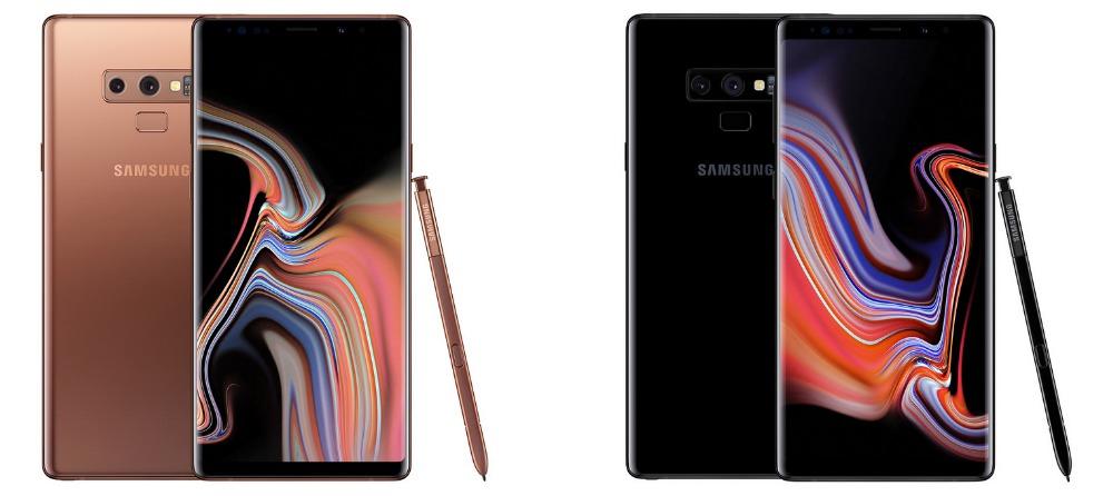 Ya poseemos precios para el Galaxy™ Note nueve en México