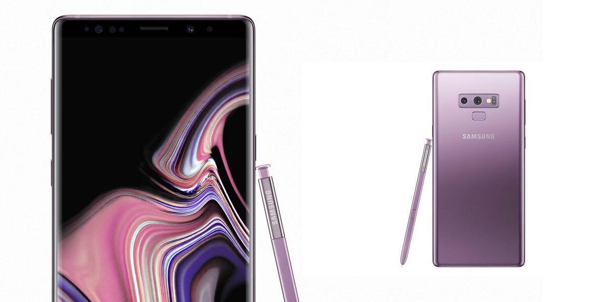 Ya tenemos precios para el Galaxy Note 9 en México