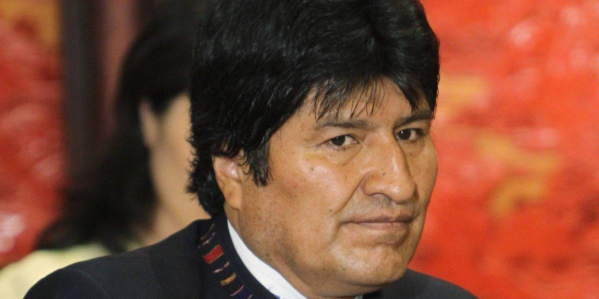 """Evo Morales no se tomó feriado: acusó al gobierno chileno de querer derrocarlo y de """"dividir al pueblo boliviano"""""""