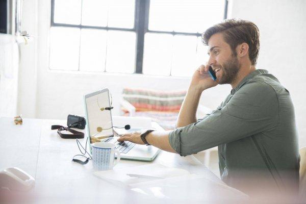 Teletrabajo: algunas sugerencias que te ayudarán a organizarte mejor
