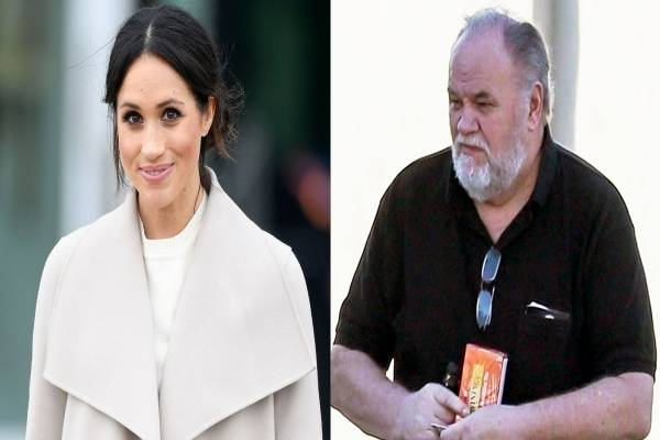 Thomas Markle Meghan