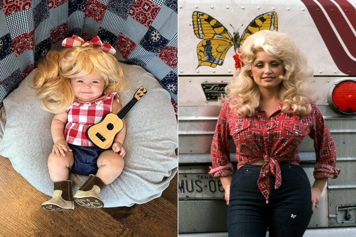 Bebé Dolly Parton