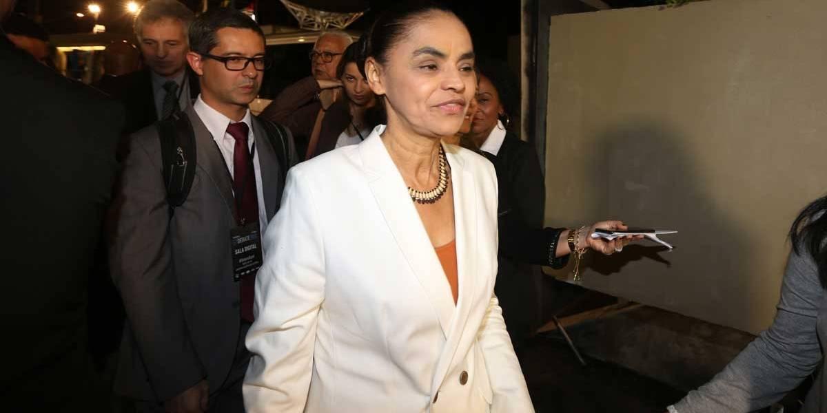 Marina Silva: ataque a Bolsonaro é ataque contra a democracia
