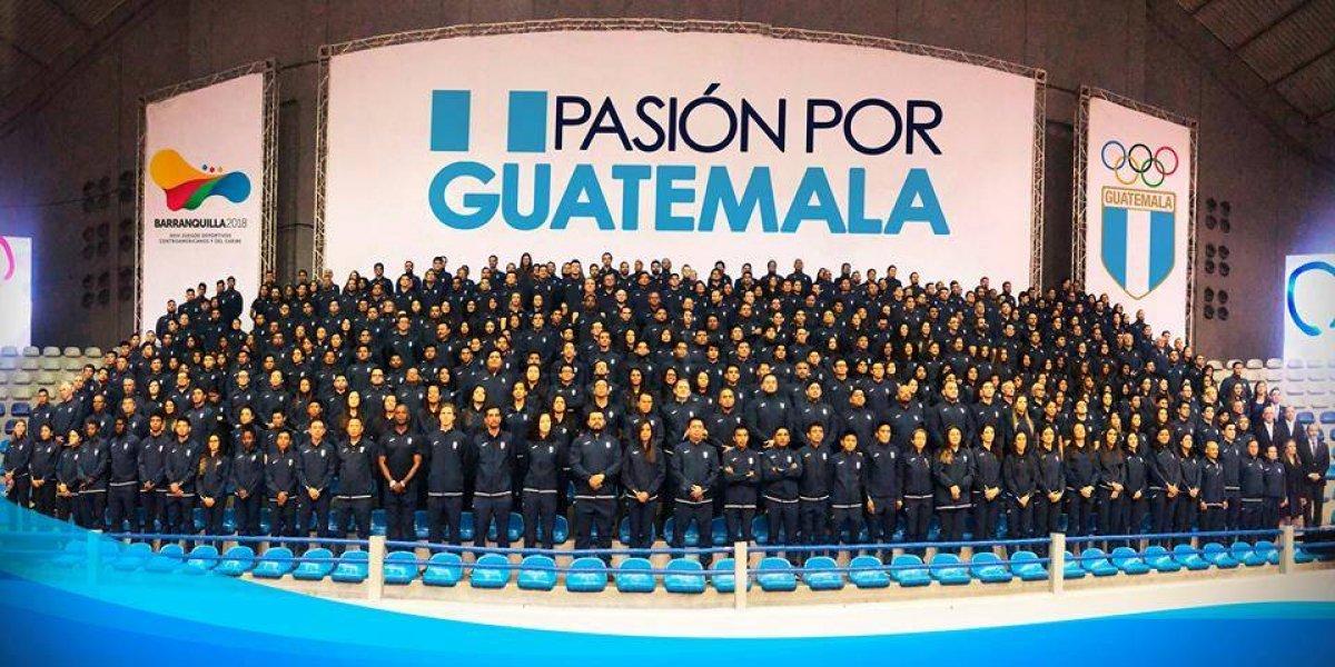 Medallistas guatemaltecos recibirán premio económico por su esfuerzo
