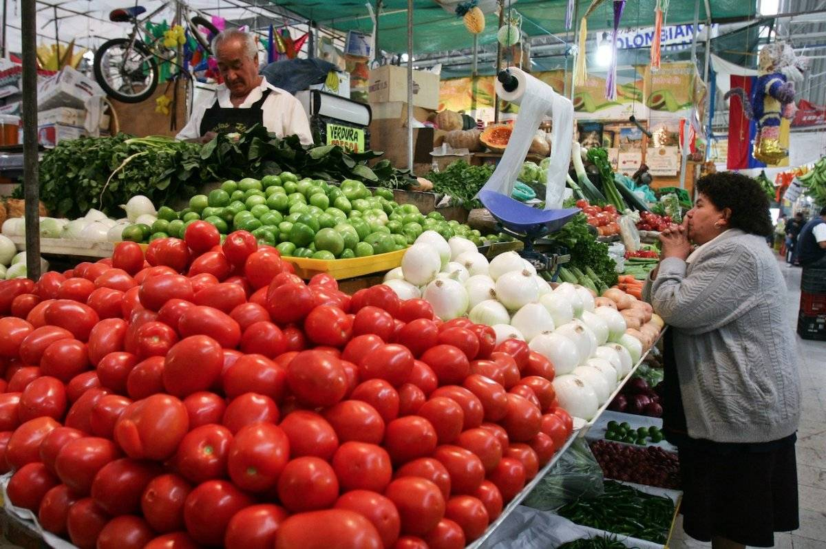 Las frutas y verduras son algunos de los productos con mayor variación de precios durante el año Cuartoscuro