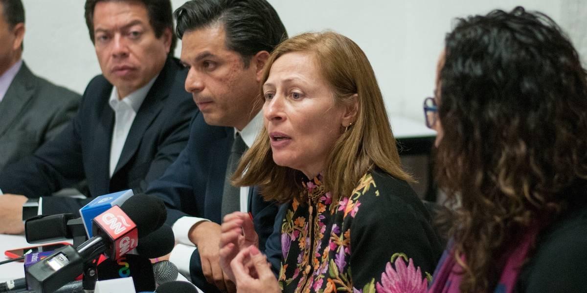 Clouthier, Delgado y Robledo abren debate sobre la Fiscalía General
