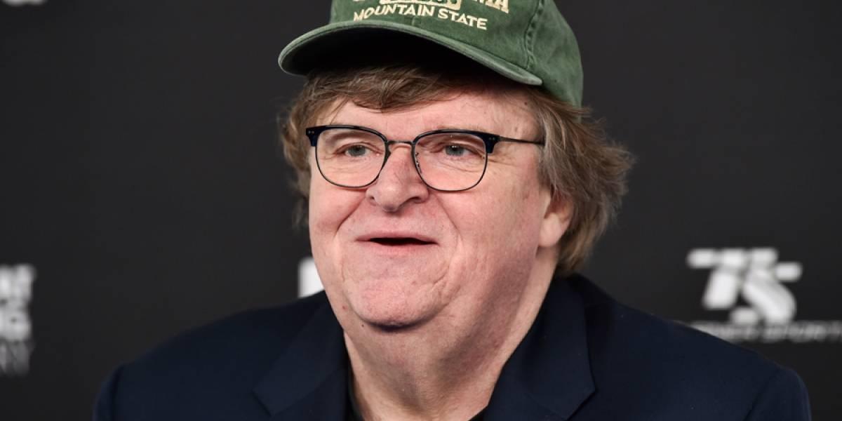 Michael Moore estrena su film contra Donald Trump