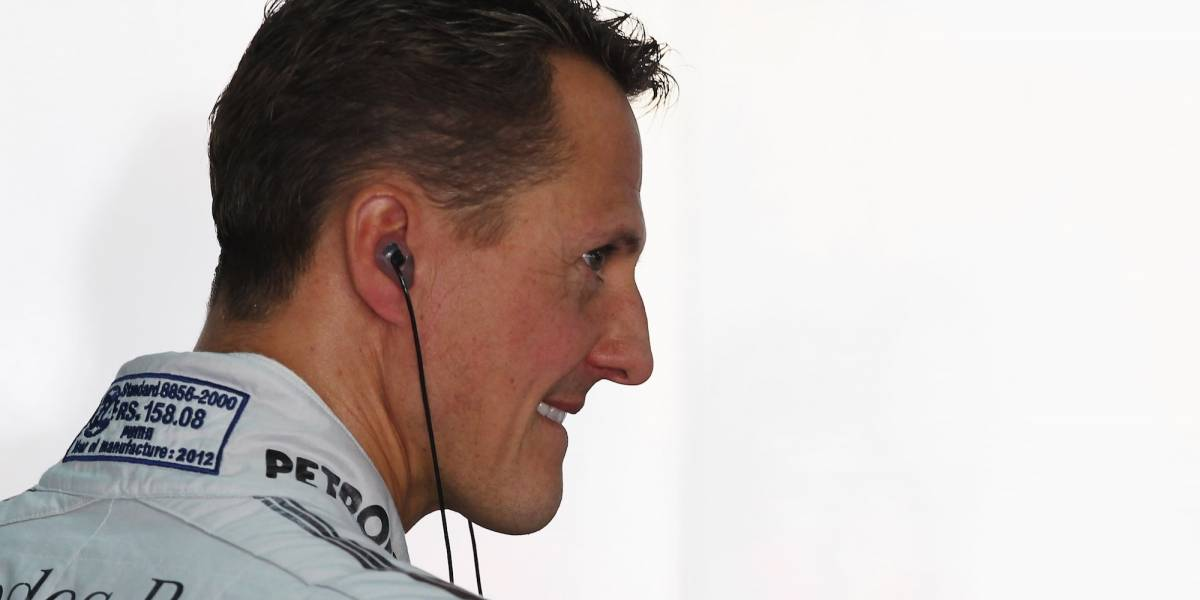 Hijo de Schumacher gana carrera y rompe silencio sobre su padre