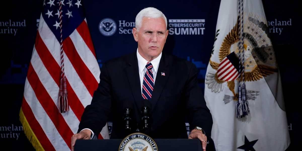 Vice de Trump anuncia criação de exército espacial até 2020