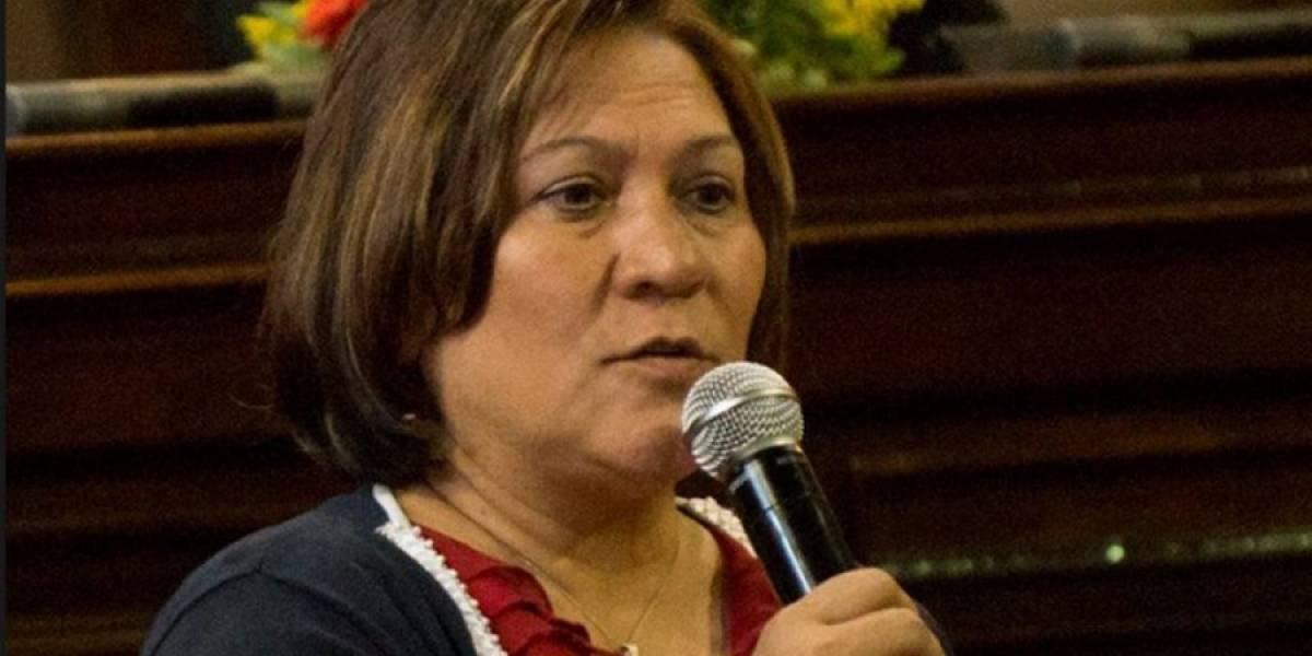 Juez Mynor Moto favorece a exdiputada Mirza Arreaga