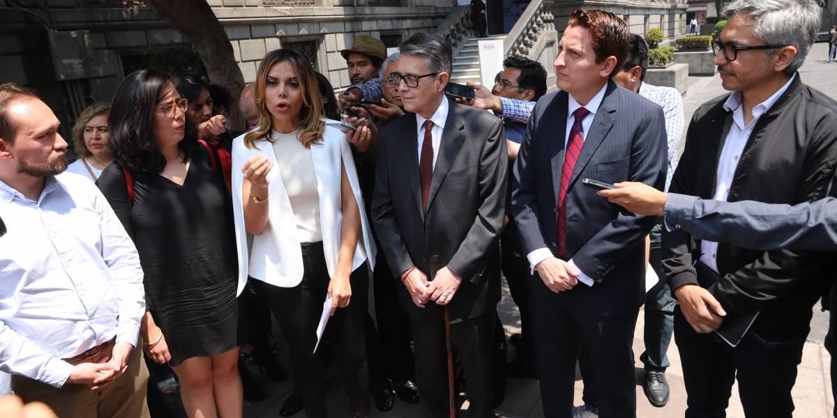 Se compromete Néstor Núñez a regular trabajo en vía pública en Cuauhtémoc