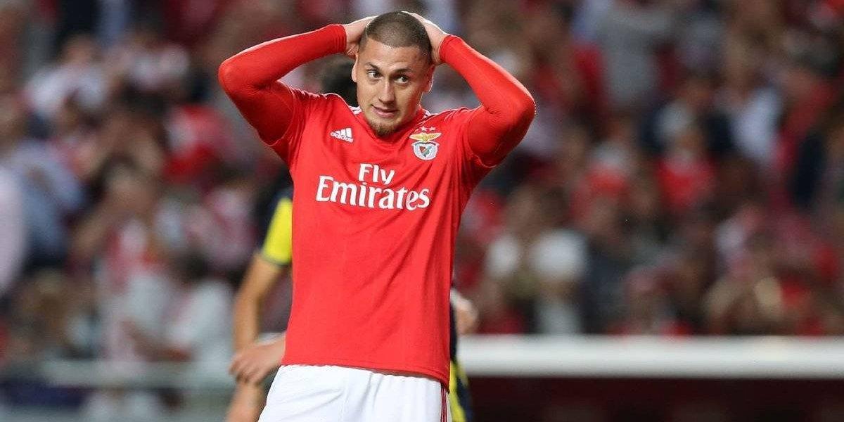 Nico Castillo postergará su debut en la liga portuguesa por sanción