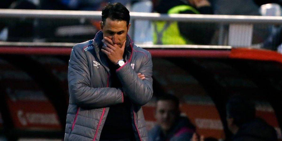 """Beñat San José cuenta cómo reemplazará a Buonanotte en la UC: """"Munder va a tener opción de participar"""""""