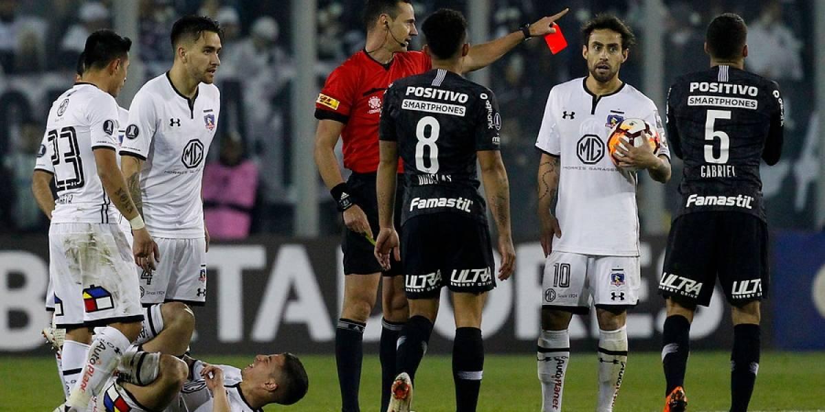 Corinthians hace esfuerzos para que un veterano emblema reemplace al expulsado Gabriel frente a Colo Colo