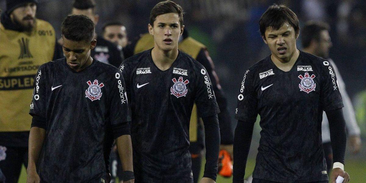 Todo dado para Colo Colo: Corinthians pone la Copa Libertadores como su última prioridad