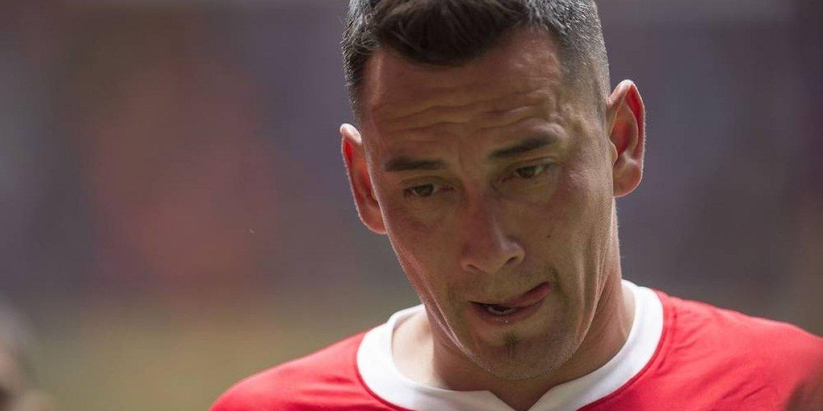 Rubens Sambueza será baja para el Toluca de dos a tres semanas