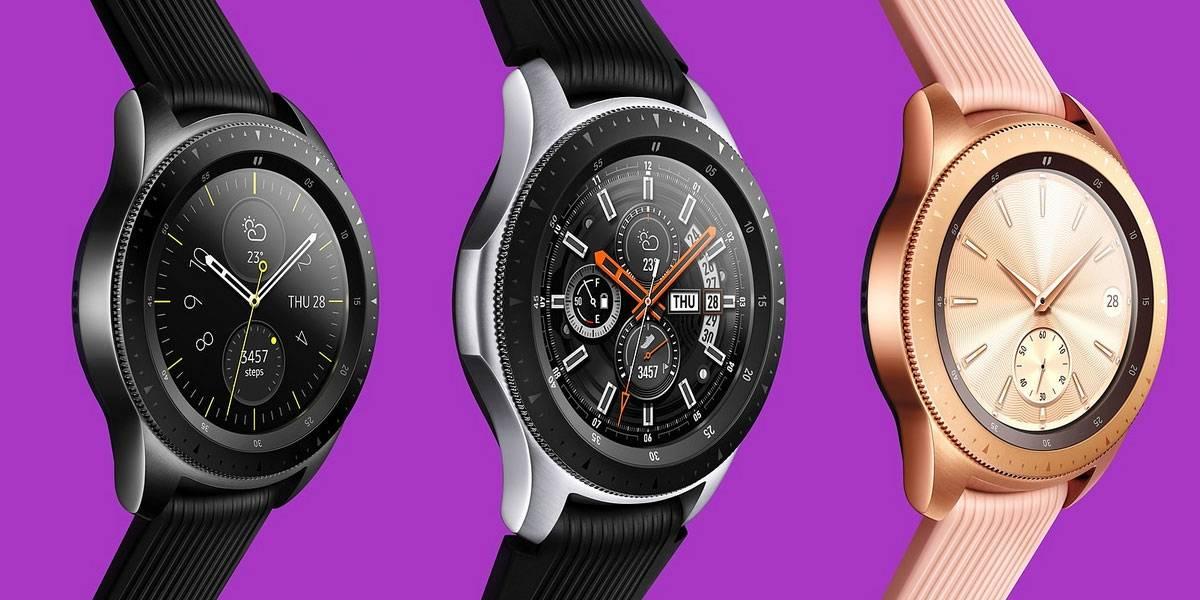 El reloj Samsung Galaxy Watch es el nuevo competidor brutal contra Apple