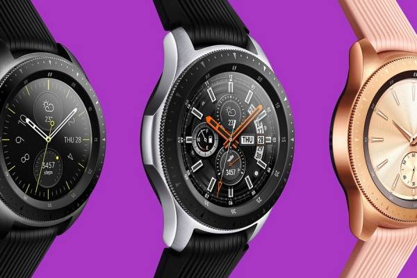 01d644a8e314 El reloj Samsung Galaxy Watch es el nuevo competidor brutal contra Apple